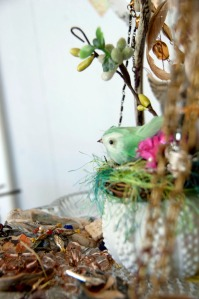 Upcycled Works of Art and Jewelry by The Junker's Daughter